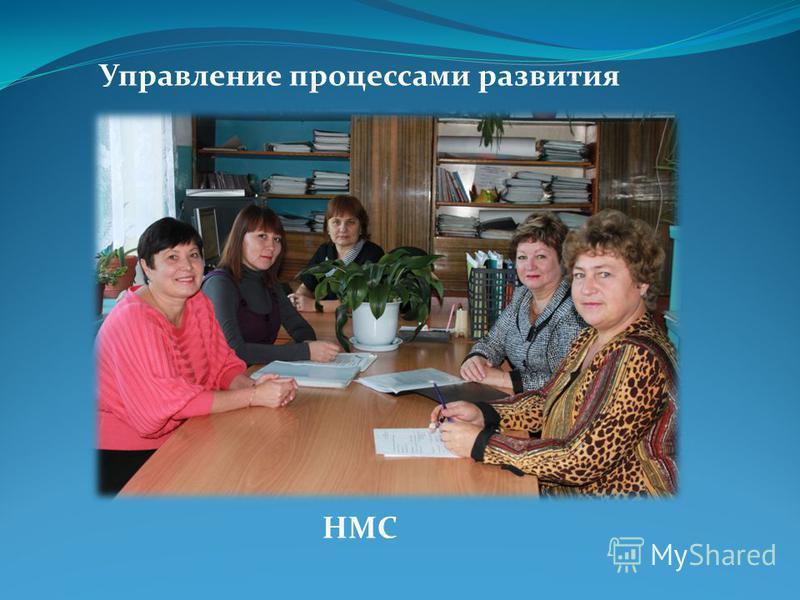 Управление процессами развития НМС