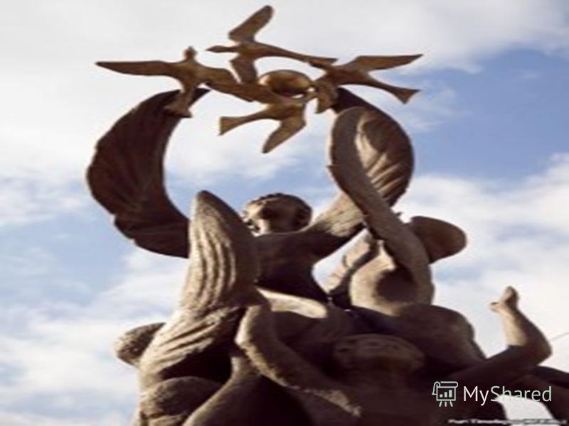 Фрагм ент памятника Зураба Церет ели рак мент памятника Зураба Церет ели