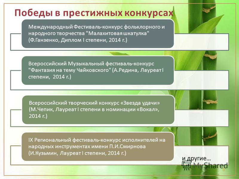 5 Международный Фестиваль-конкурс фольклорного и народного творчества