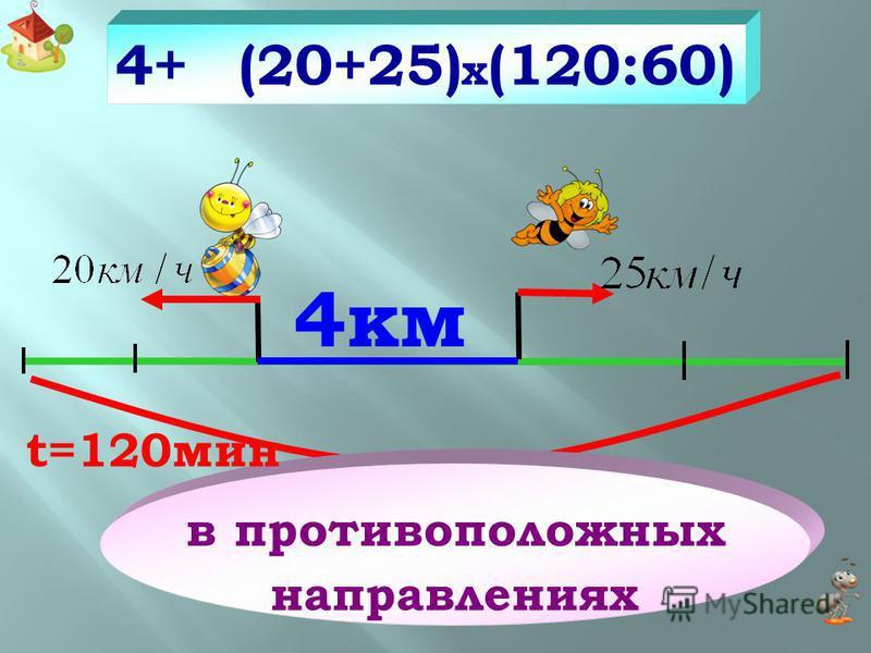 c : (a + b) c : b - a (a + b) x c ? км b км/ч a км/ч t = c (ч) с км b км/ч a км/ч t = ? (ч) с км ? км/ч a км / ч t = b (ч) Установите соответствие