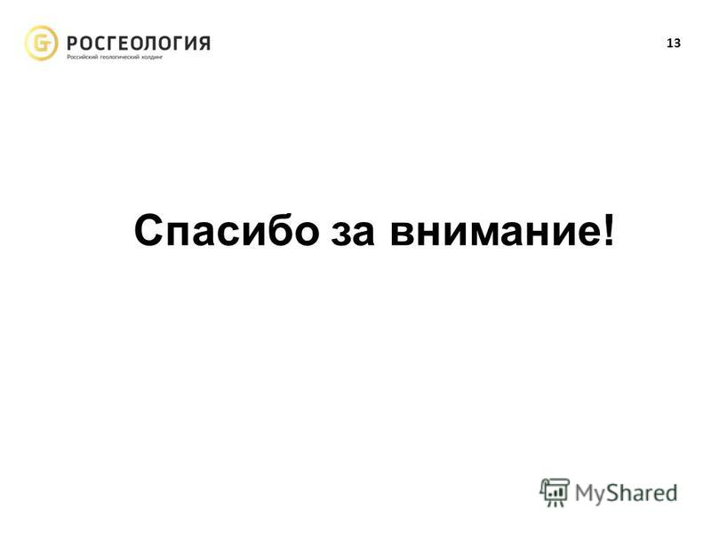 Конфиденциально Спасибо за внимание! 13