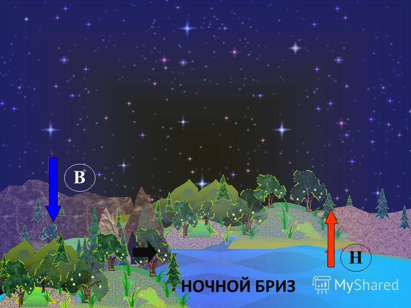 Н В НОЧНОЙ БРИЗ