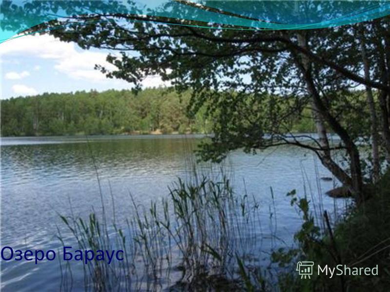 Озеро Бараус