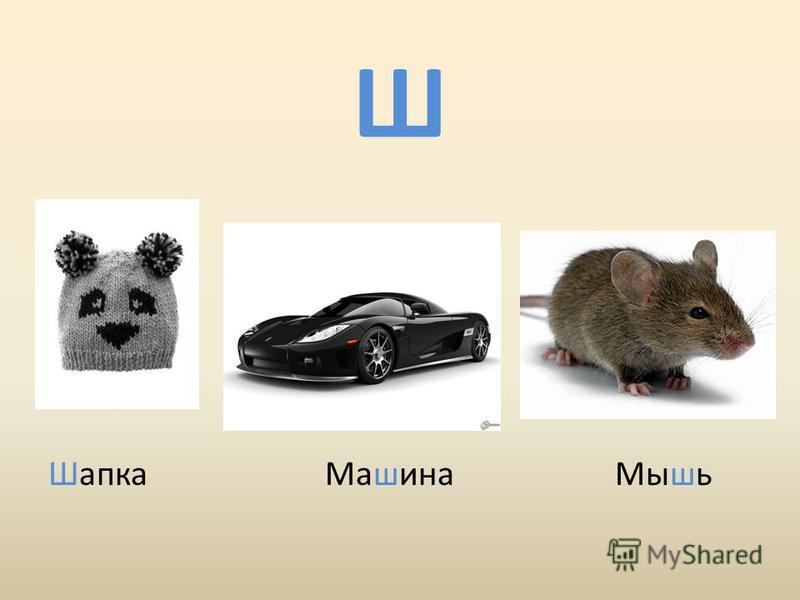 Ш Шапка Машина Мышь