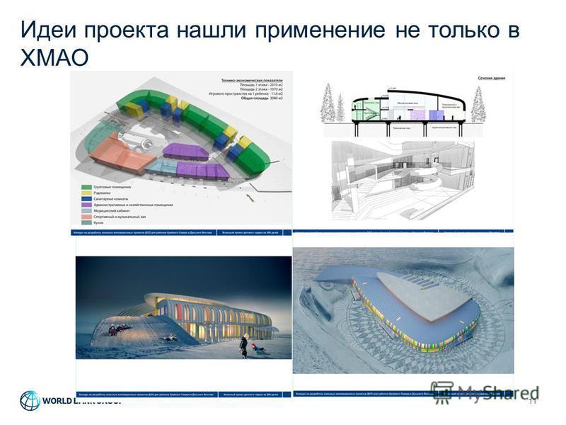 Идеи проекта нашли применение не только в ХМАО 11