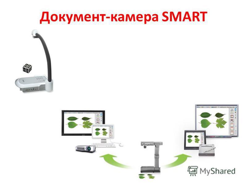 Документ-камера SMART
