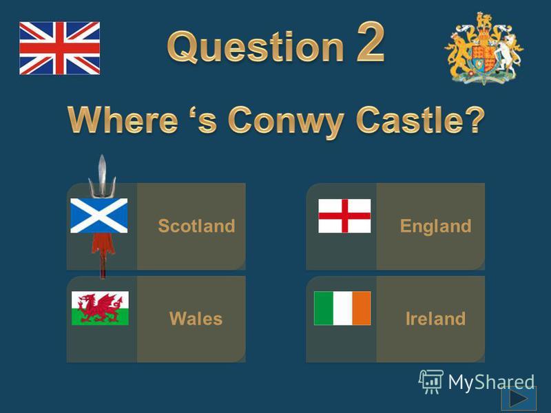 Ireland ScotlandEngland Wales