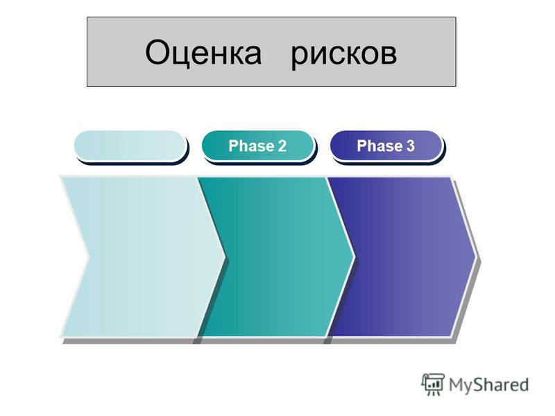 Оценка рисков Phase 2 Phase 3