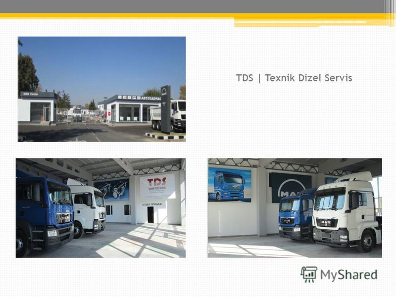 TDS | Texnik Dizel Servis