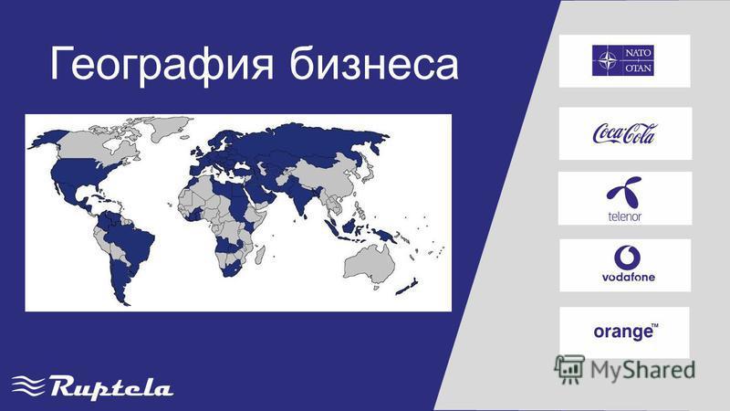 География бизнеса