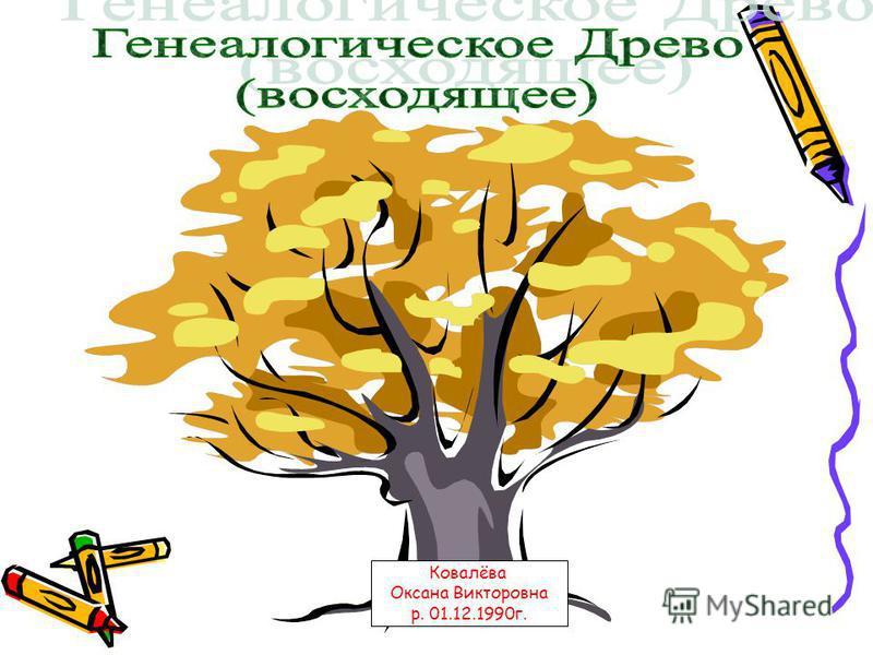 Ковалёва Оксана Викторовна р. 01.12.1990 г.