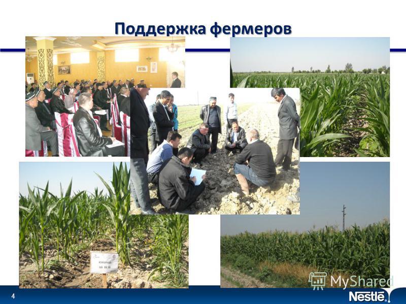 Поддержка фермеров 4