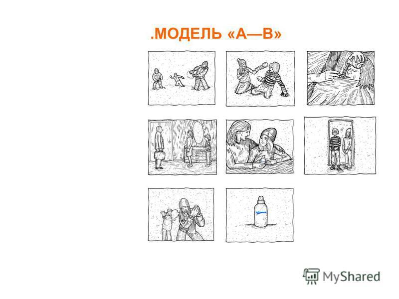 .МОДЕЛЬ «АB»