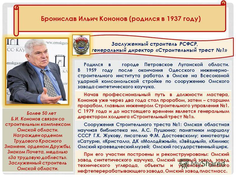 Родился в городе Петровское Луганской области. В 1959 году после окончания Одесского инженерно- строительного института работал в Омске на Всесоюзной ударной комсомольской стройке по сооружению Омского завода синтетического каучука. Начав профессиона