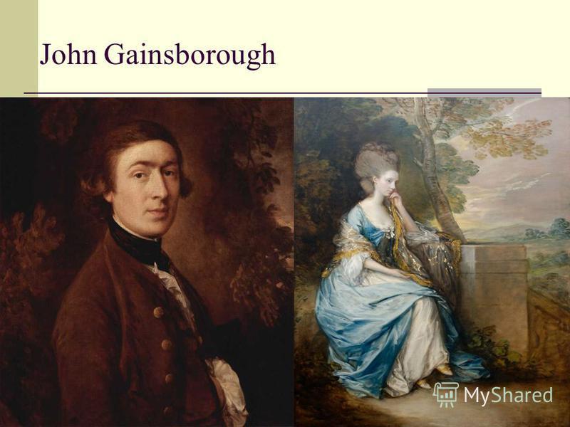 John Gainsborough