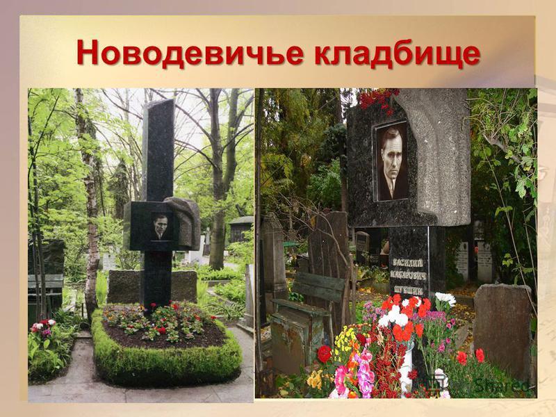 Новодевичье кладбище