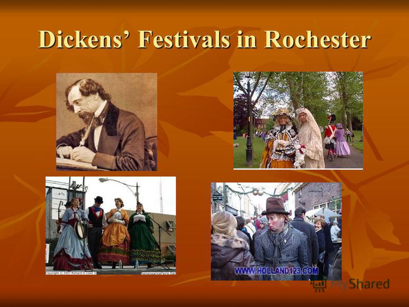 Dickens Festivals in Rochester