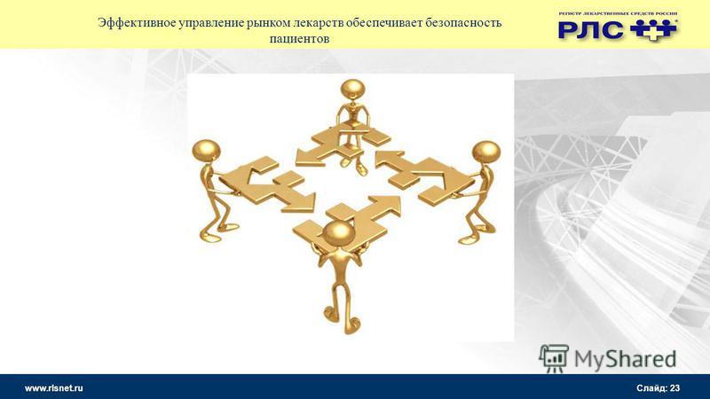 www.rlsnet.ru Слайд: 23