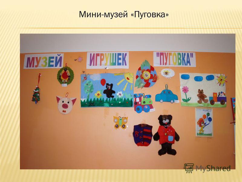 Мини-музей «Пуговка»