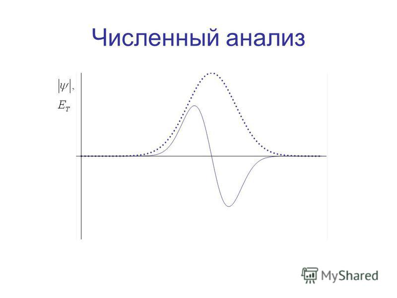 Численный анализ