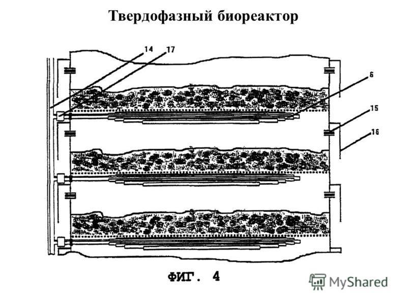 Твердофазный биореактор