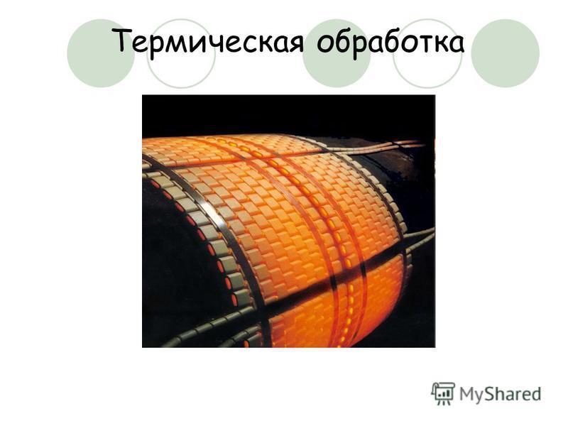 Реферат термическая обработка металлов 1493
