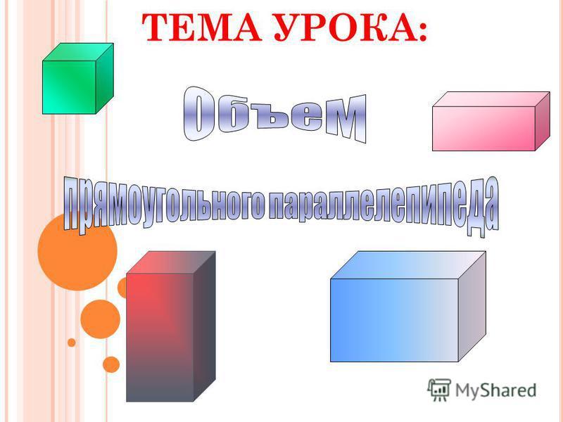 Основание состоит из ___ кубиков. S основания (дна) параллелепипеда равна ______ м² По высоте параллелепипеда выложили _______ таких слоя. Объём равен ( ) = м³ К АК ОПРЕДЕЛИТЬ ВМЕСТИМОСТЬ СКЛАДА ?