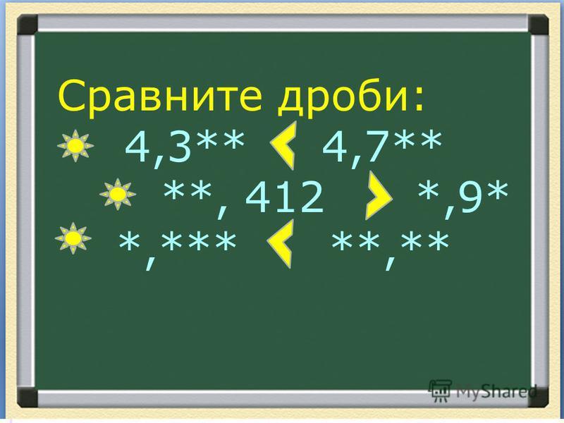 Дана дробь 0,45 Дополни до 1 Больше или меньше 0,5 Представь в виде суммы Представь в виде разности Запиши обыкновенной дробью Дополни до 1 Больше или меньше 0,5 Представь в виде суммы Представь в виде разности Запиши обыкновенной дробью