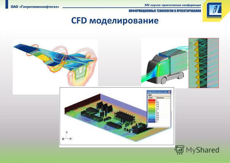 CFD моделирование