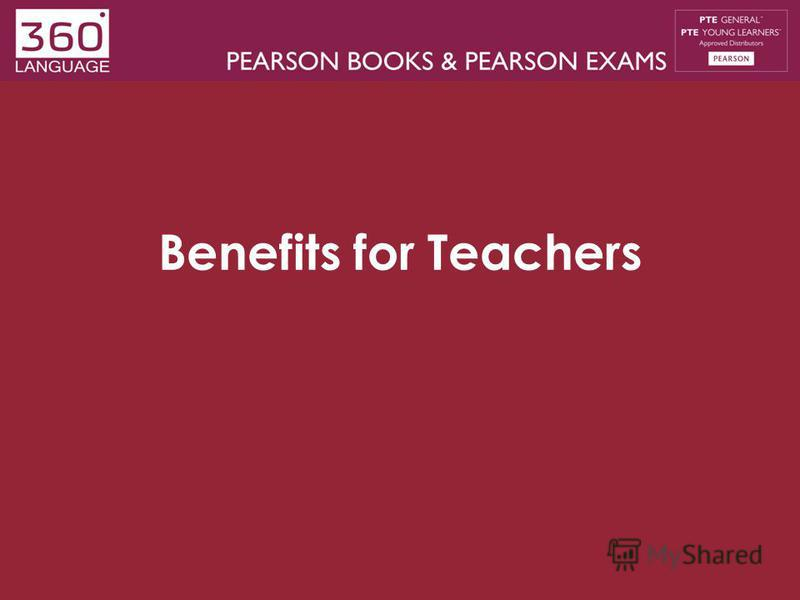 Benefits for Teachers