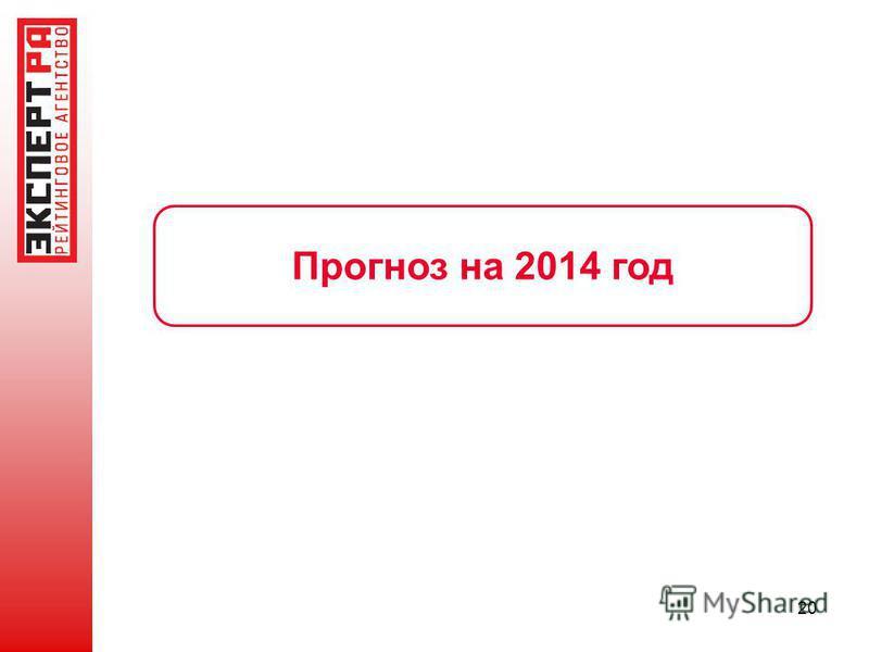20 Прогноз на 2014 год