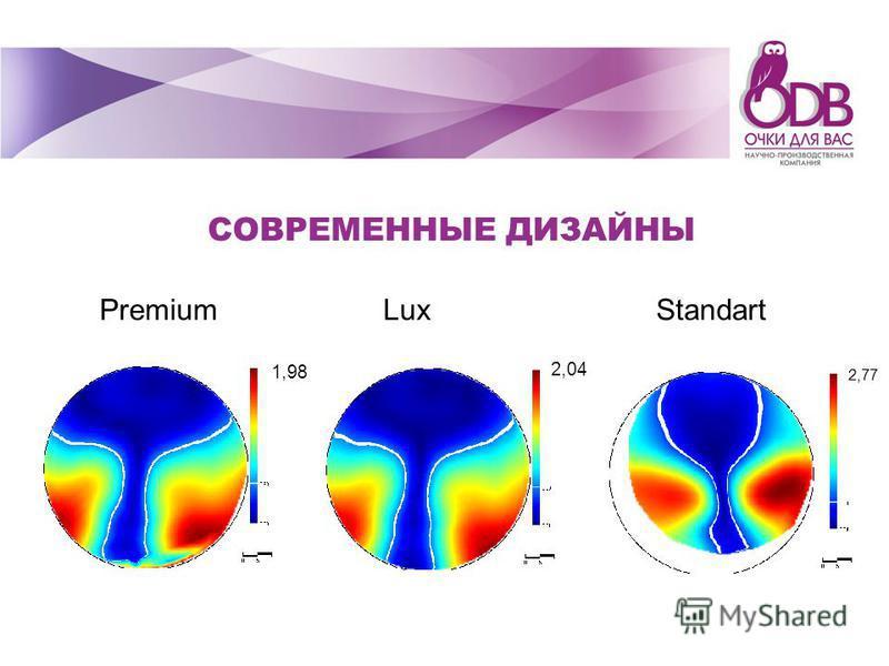 СОВРЕМЕННЫЕ ДИЗАЙНЫ PremiumStandartLux 1,98 2,04 2,77