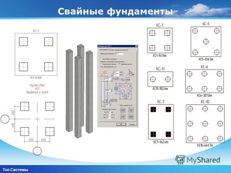 www.themegallery.com Company Logo Свайные фундаменты Топ Системы