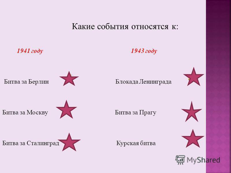 Великая Отечественная война 1941-1945 гг. 1. Когда началась Великая Отечественная война? 2 апреля 1941 года 22 июня 1941 года 20 июля 1942 года