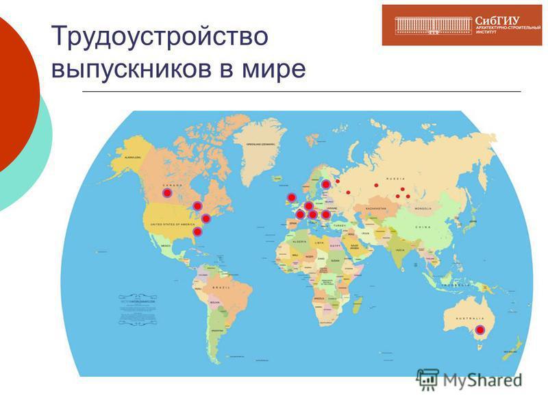 Трудоустройство выпускников в мире