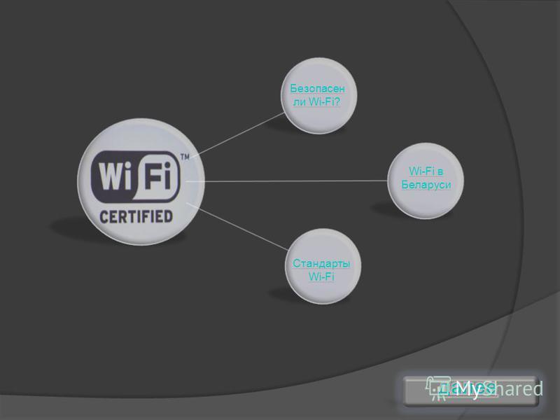 Безопасен ли Wi-Fi? Wi-Fi в Беларуси Стандарты Wi-Fi