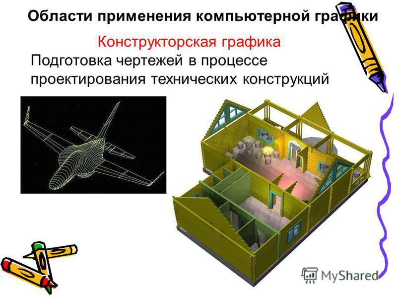 Конструкторская графика Подготовка чертежей в процессе проектирования технических конструкций
