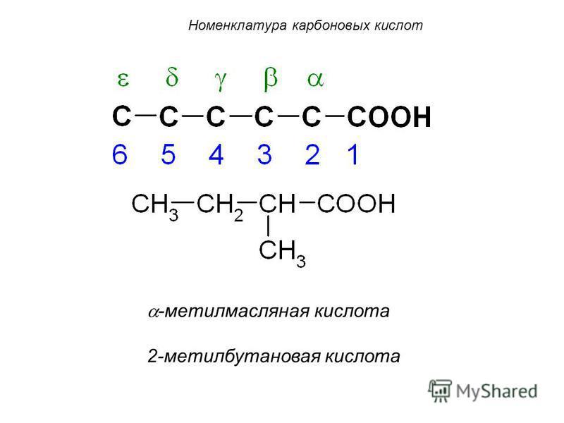 b) непредельные. Пример: C 17 H 33 COOH – олеиновая кислота (одна двойная связь), C 17 H 31 COOH – линолевая кислота (две двойных связи), C 17 H 29 COOH – линоленовая кислота (три двойных связи), C 23 H 45 COOH – нервоновая кислота (одна двойная связ