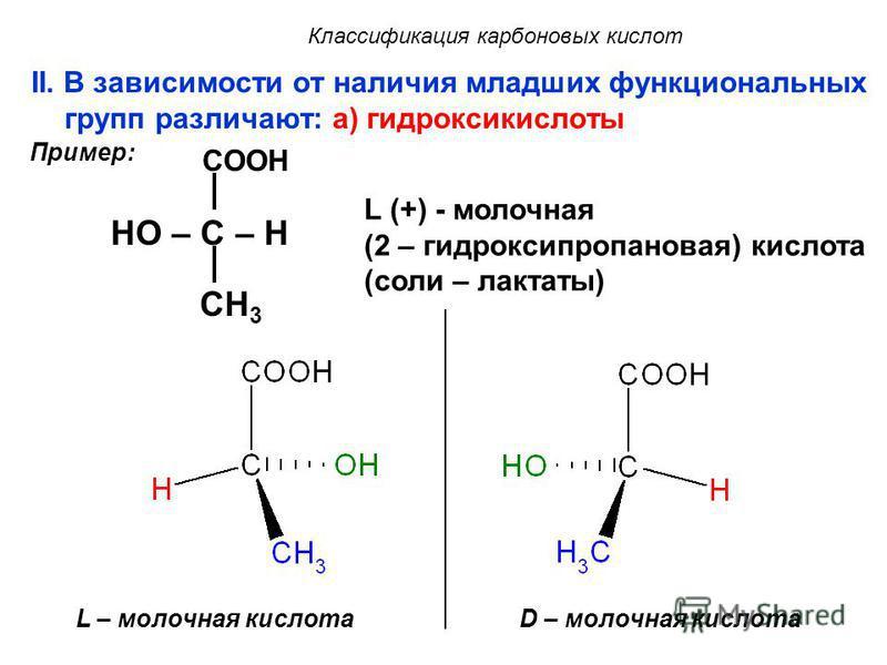 малеиновая кислота (цис-бутендиовая кислота) Токсична, в природе не встречается. фумаровая кислота (транс-бутендиовая кислота) Продукт обмена углеводов в анаэробных условиях. Пример: непредельная дикарбоновая кислота бутендиовая кислота НООС-СН=СН-СО