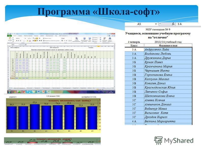 Программа «Школа-софт»