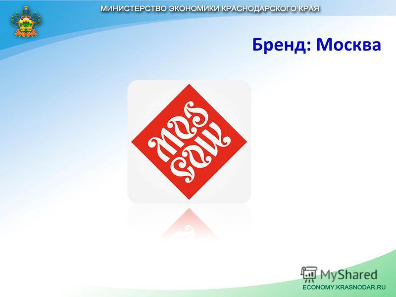 Бренд: Москва