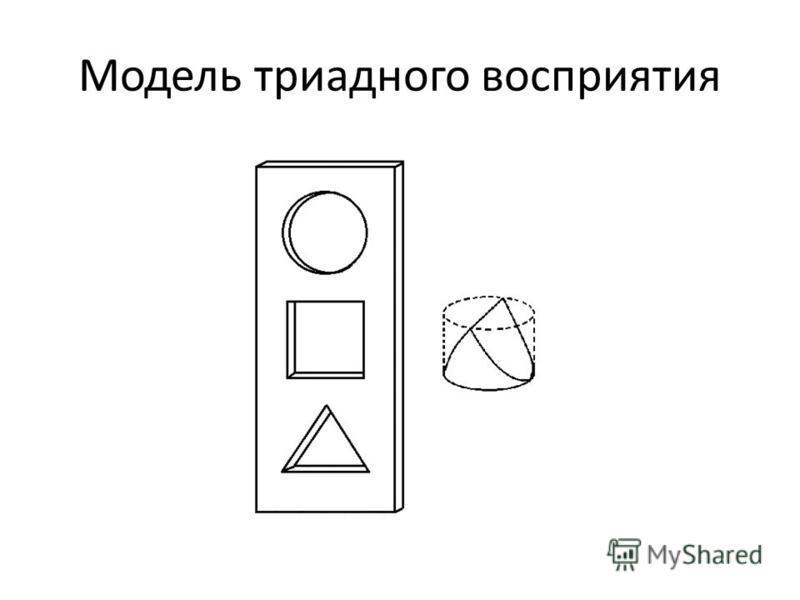 Модель триодного восприятия