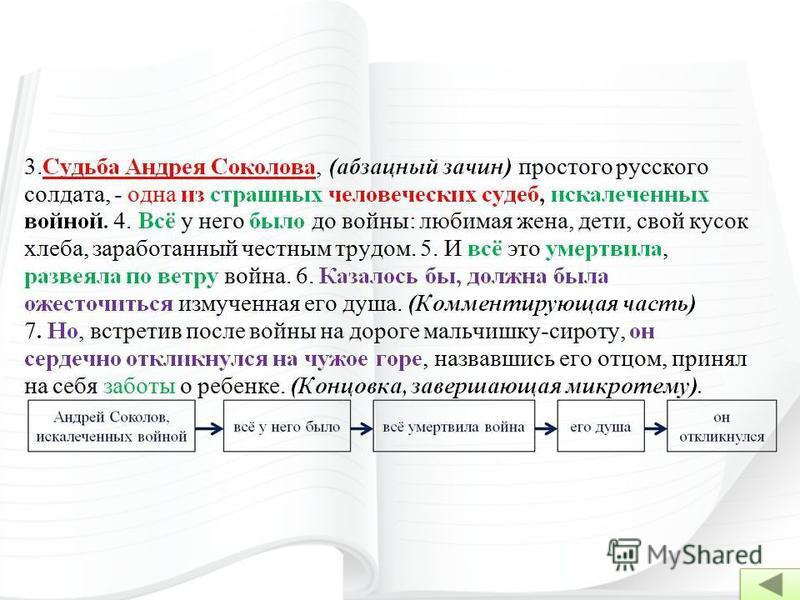Задание 6. Постройте схему связи предложений в рамках каждой микротемы. Определите средства связи предложений. Абзац 1 Абзац 2 Абзац 3