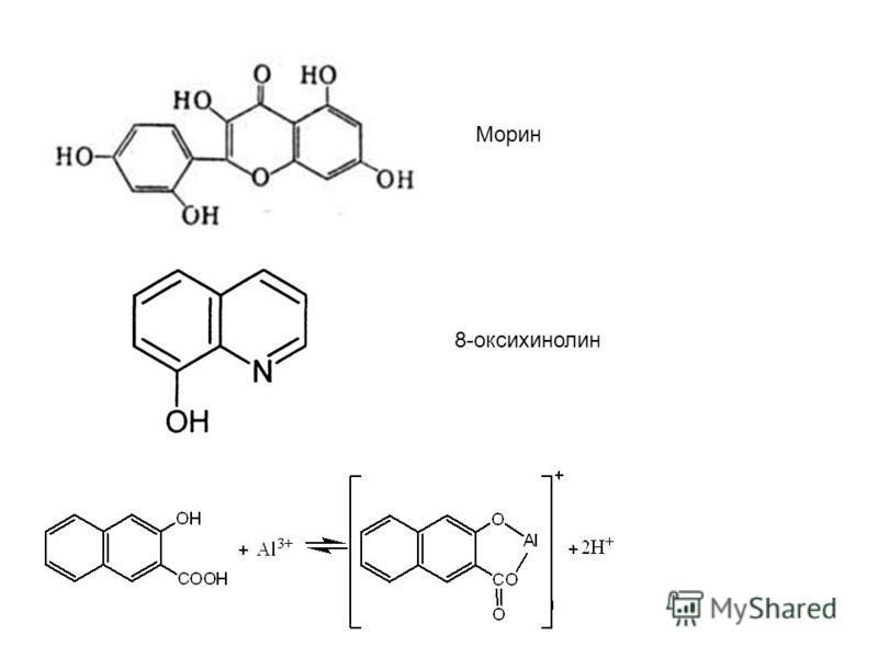 Морин 8-оксихинолин