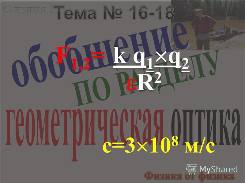 К зачёту 3 /50 бр 1/ Гр 1-5, Ср 3 Геометрическая оптика