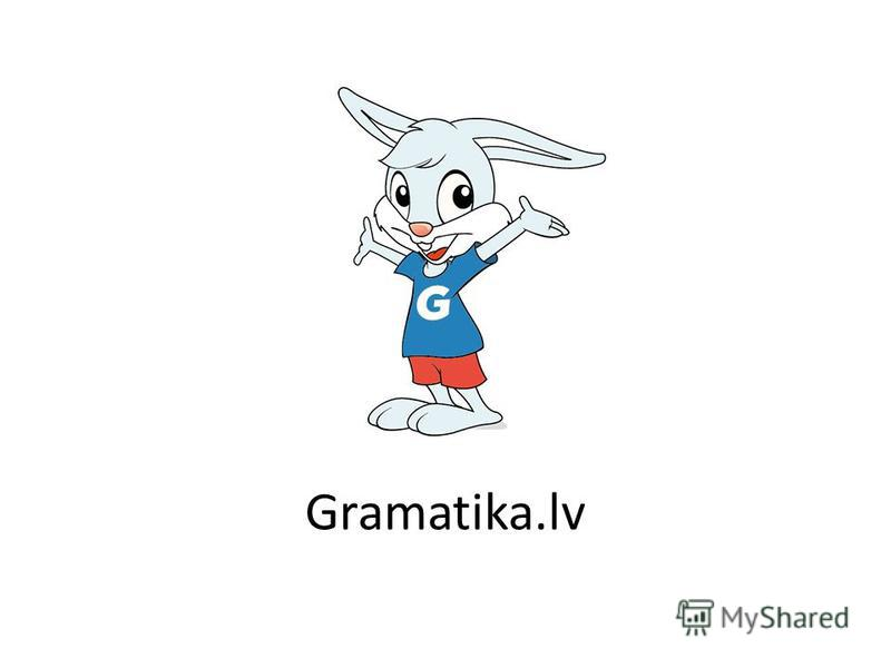 Gramatika.lv