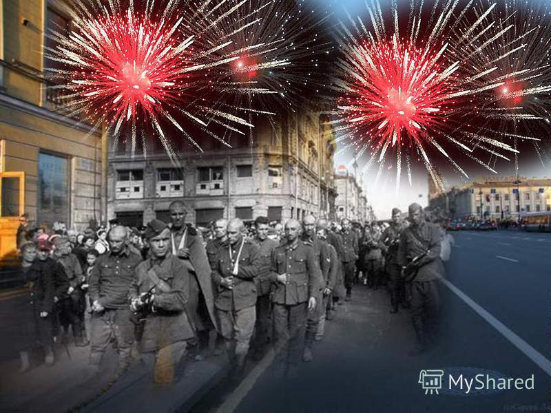 27 января 1944 года над Невой прогремел праздничный салют.