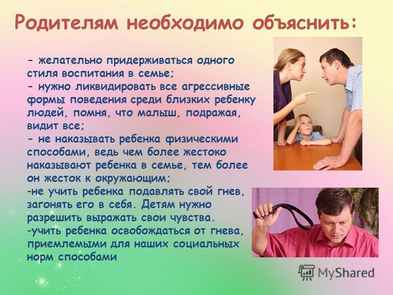 коррекция агрессивного поведения детей реферат