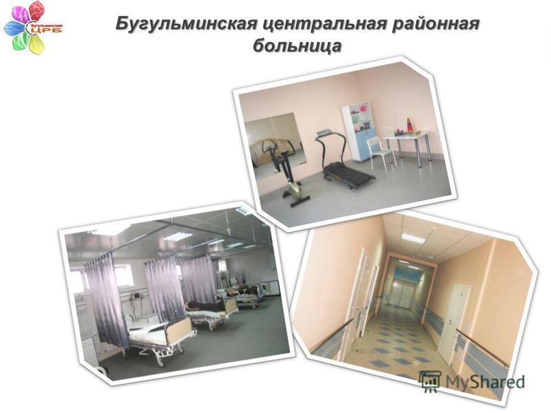 www.minzdrav.tatarstan.ru Бугульминская центральная районная больница