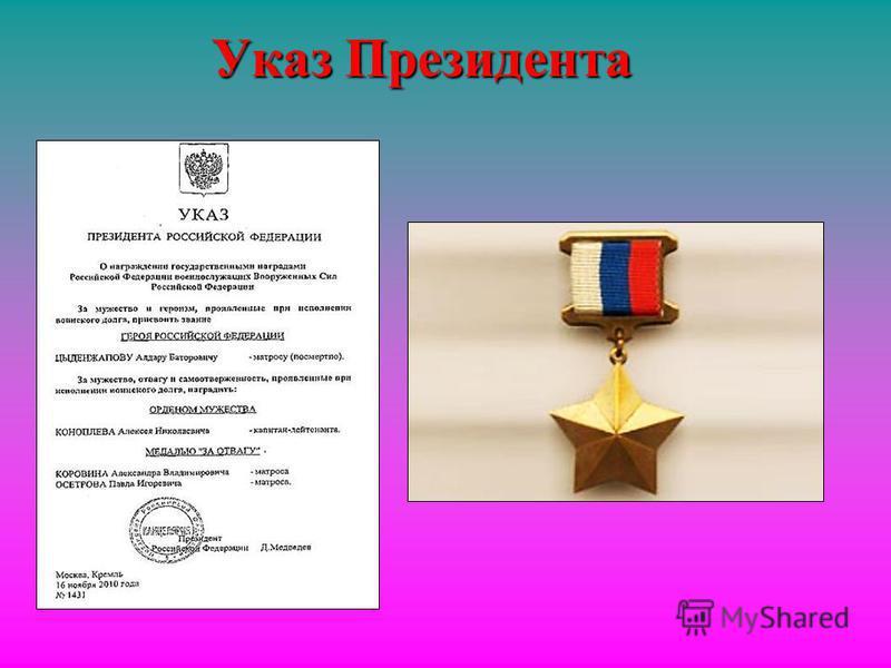 Указ Президента